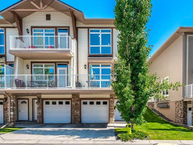 164 Rockyledge View NW #9, Calgary, AB T3G 6B2 (#A1030148) :: Redline Real Estate Group Inc