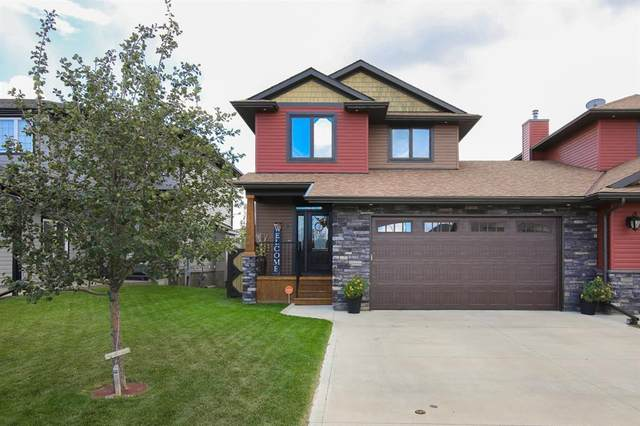 29 Ebony Street, Lacombe, AB T4L 0C8 (#A1030157) :: Western Elite Real Estate Group