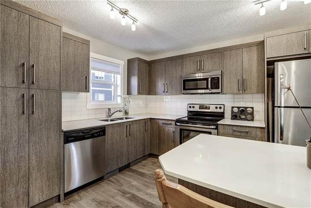 1225 Kings Heights Way SE #606, Airdrie, AB T4A 0M4 (#A1030258) :: Team J Realtors