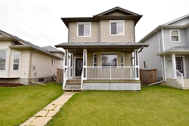 4511 74 Street, Camrose, AB T4V 1X9 (#A1030276) :: Canmore & Banff