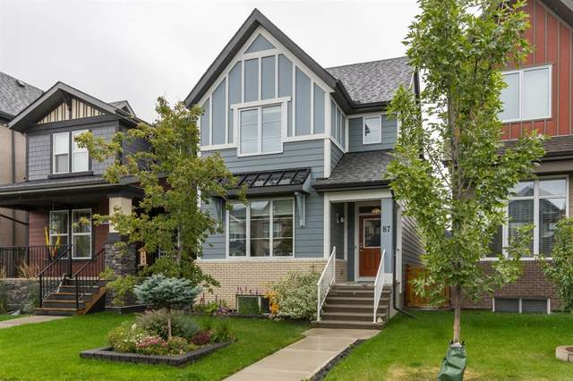 87 Masters Link SE, Calgary, AB T3M 2N2 (#A1030282) :: Western Elite Real Estate Group