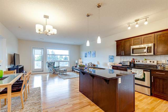 5110 36 Street #305, Red Deer, AB T4N 0T2 (#A1030365) :: Canmore & Banff
