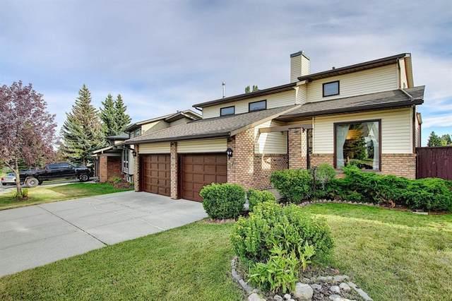 67 Millbank Close SW, Calgary, AB T2Y 2E9 (#A1030378) :: Calgary Homefinders
