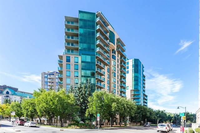 801 2 Avenue SW #301, Calgary, AB T2P 4Z9 (#A1030431) :: The Cliff Stevenson Group