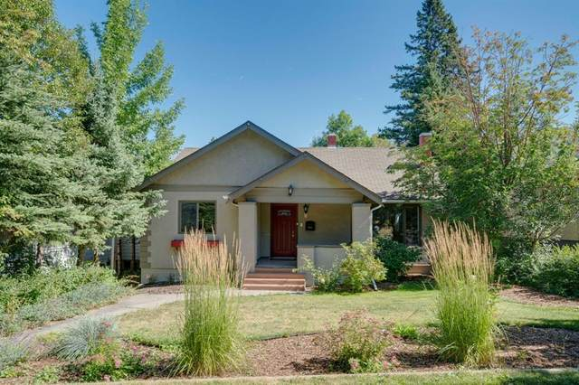 1506 Scotland Street SW, Calgary, AB T3C 2L5 (#A1030440) :: Canmore & Banff