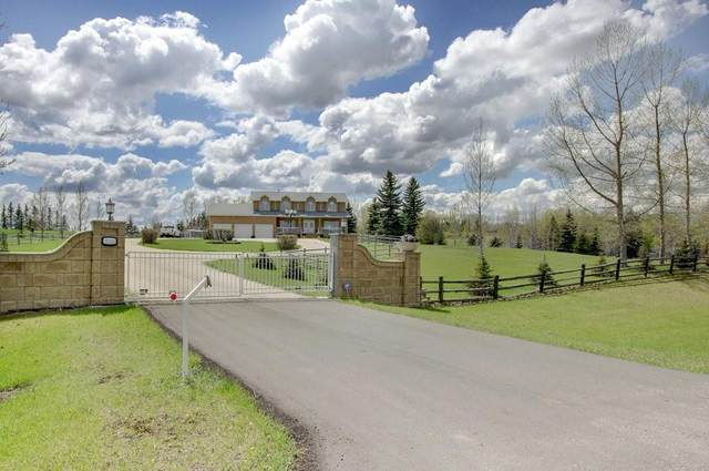 31125 Elbow River Drive, Rural Rocky View County, AB T3Z 2T9 (#A1030447) :: Canmore & Banff