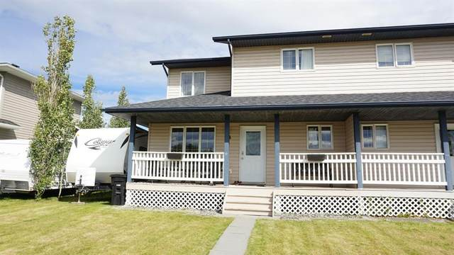 126 Maurer Drive, Hinton, AB T7V 2C8 (#A1030459) :: Canmore & Banff