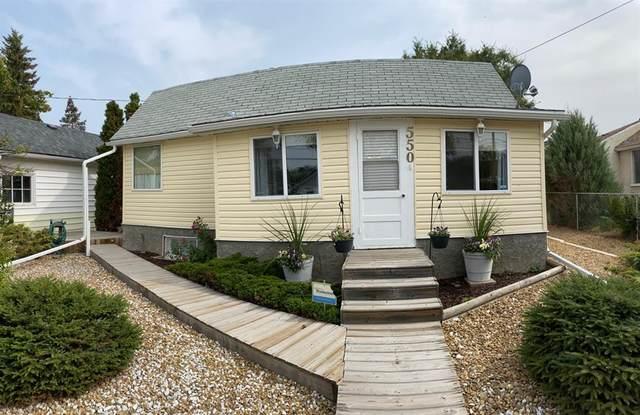 550 1 Street SW, Drumheller, AB T0J 0Y6 (#A1030527) :: Redline Real Estate Group Inc