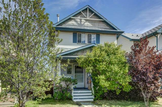 130 Hidden Way NW, Calgary, AB T3A 5S7 (#A1030549) :: Redline Real Estate Group Inc