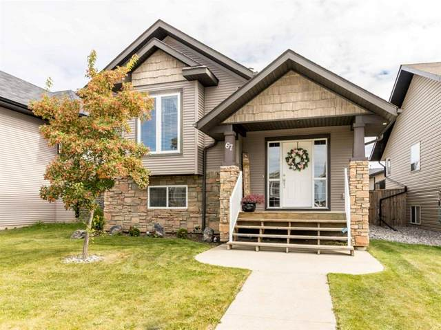 67 Inkster Close, Red Deer, AB T4R 0A7 (#A1030554) :: Canmore & Banff