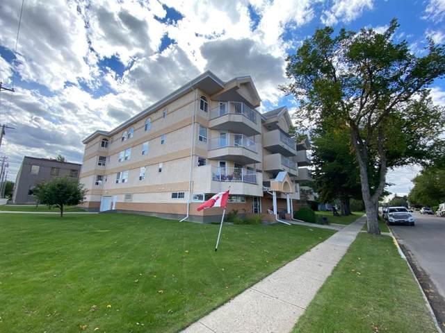 5101 51 Avenue #305, Vermilion, AB T9X 1E3 (#A1030597) :: Canmore & Banff