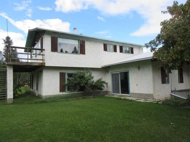 26 Echo Canyon Drive, Rural Clearwater County, AB T4T 1E3 (#A1030754) :: The Cliff Stevenson Group