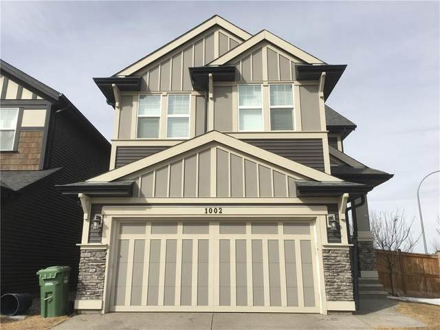 1002 Kings Heights Way SE, Airdrie, AB T4A 0S2 (#A1030780) :: Team J Realtors