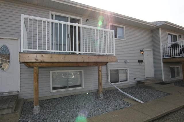 41 Cosgrove Crescent #10, Red Deer, AB T4P 2Z6 (#A1030795) :: Canmore & Banff