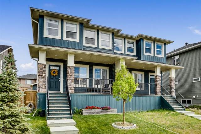 2740 Kings Heights Gate SE, Airdrie, AB T4A 0W4 (#A1030801) :: Team J Realtors