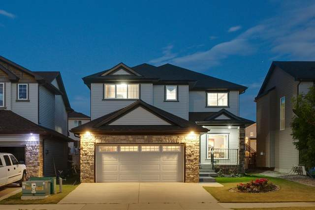 2786 Chinook Winds Drive SW, Airdrie, AB T4B 0H4 (#A1030807) :: Canmore & Banff