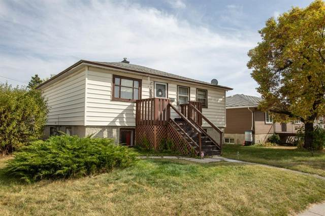 7608 22A Street SE, Calgary, AB T2C 0X5 (#A1030880) :: Canmore & Banff