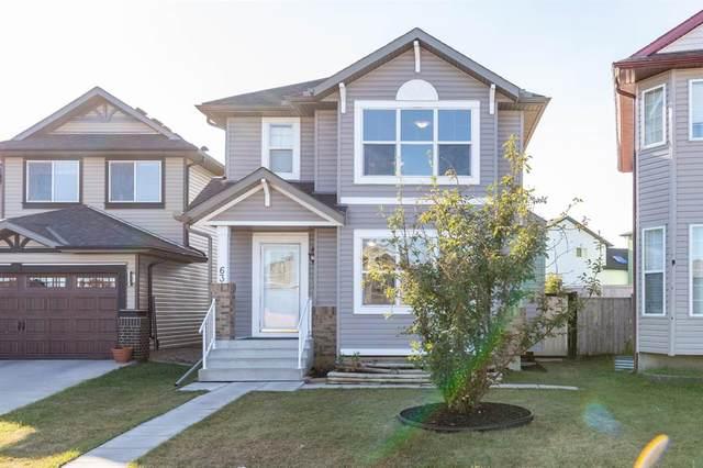 63 Tarawood Grove NE, Calgary, AB T3J 5A6 (#A1030881) :: Redline Real Estate Group Inc