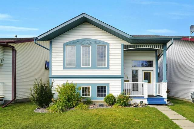 56 Kelly Street, Red Deer, AB T4P 3S9 (#A1030882) :: Canmore & Banff