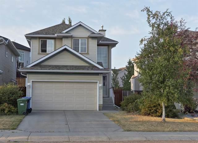 320 Bridlewood Avenue SW, Calgary, AB T2Y 4G2 (#A1030893) :: The Cliff Stevenson Group