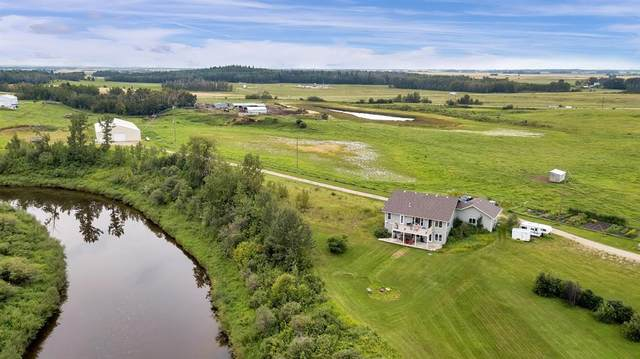 Address Not Published, Rural Red Deer County, AB  (#A1030922) :: Western Elite Real Estate Group