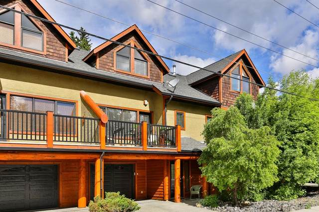 405 7th Avenue, Canmore, AB T1W 3K2 (#A1030958) :: Calgary Homefinders