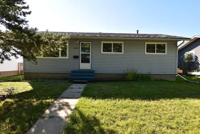 4508 67 Street, Camrose, AB T4V 2P9 (#A1031026) :: Western Elite Real Estate Group