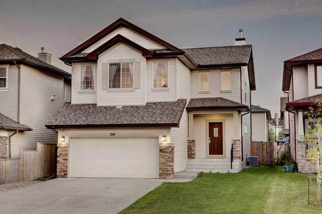 359 Chaparral Ravine View, Calgary, AB T2X 0A3 (#A1031027) :: The Cliff Stevenson Group