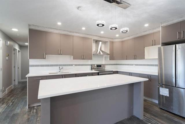 5719 Pinepoint Drive NE, Calgary, AB T1Y 2G2 (#A1031036) :: The Cliff Stevenson Group