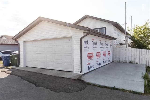 102 Taravista Drive NE, Calgary, AB T3J 4T1 (#A1031058) :: Redline Real Estate Group Inc
