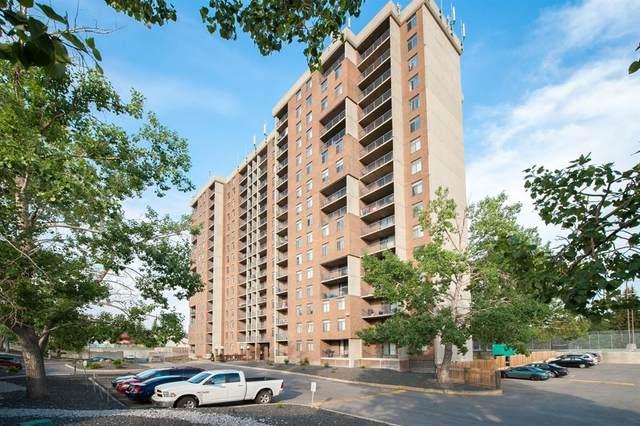 4944 Dalton Drive NW #811, Calgary, AB T3A 2E6 (#A1031076) :: Redline Real Estate Group Inc