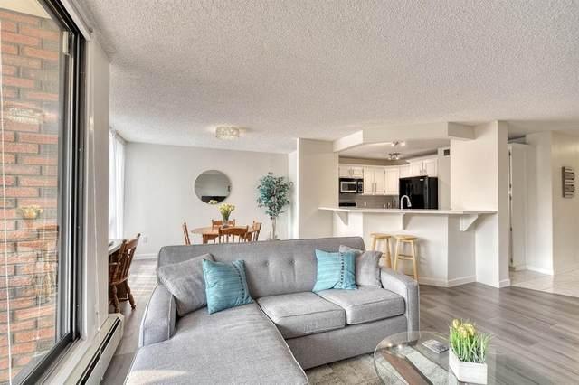 1001 14 Avenue SW #501, Calgary, AB T2R 1L2 (#A1031092) :: Redline Real Estate Group Inc