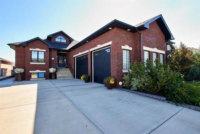 7 Cottonwood Bay SW, Medicine Hat, AB T1B 4R3 (#A1031113) :: Team J Realtors