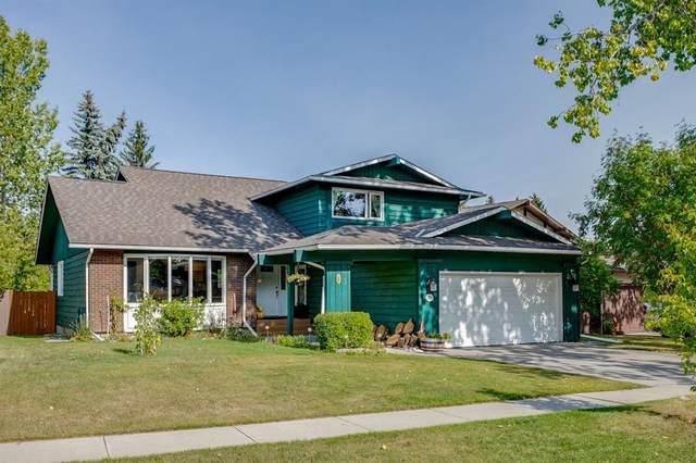 13816 Parkland Boulevard SE, Calgary, AB T2J 3X4 (#A1031117) :: The Cliff Stevenson Group