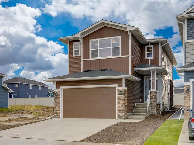 69 Red Sky Terrace NE, Calgary, AB T3N 0X8 (#A1031138) :: Canmore & Banff