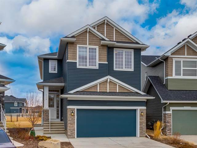 134 Redstone Park NE, Calgary, AB T3N 0P7 (#A1031141) :: Canmore & Banff