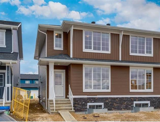 739 Redstone Drive NE, Calgary, AB T3N 1K9 (#A1031142) :: Calgary Homefinders