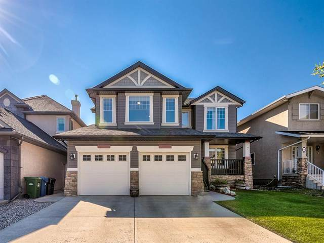 7 Evergreen Square SW, Calgary, AB T2Y 4N8 (#A1031237) :: Redline Real Estate Group Inc