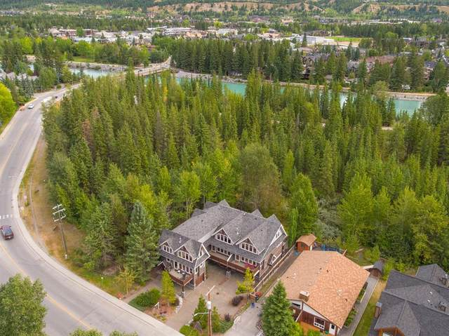 115 Rundle Drive #1, Canmore, AB T1W 2L8 (#A1031247) :: Calgary Homefinders