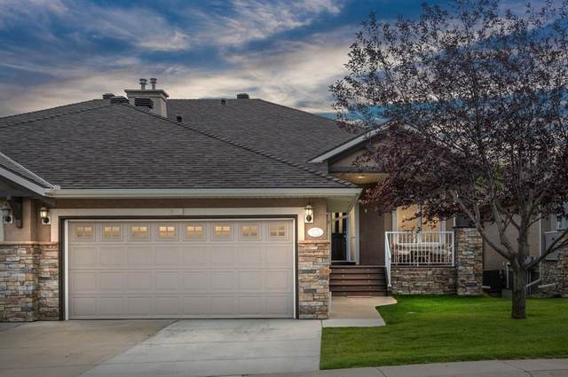 13 Discovery Woods Villas SW, Calgary, AB T3H 5A6 (#A1031271) :: The Cliff Stevenson Group