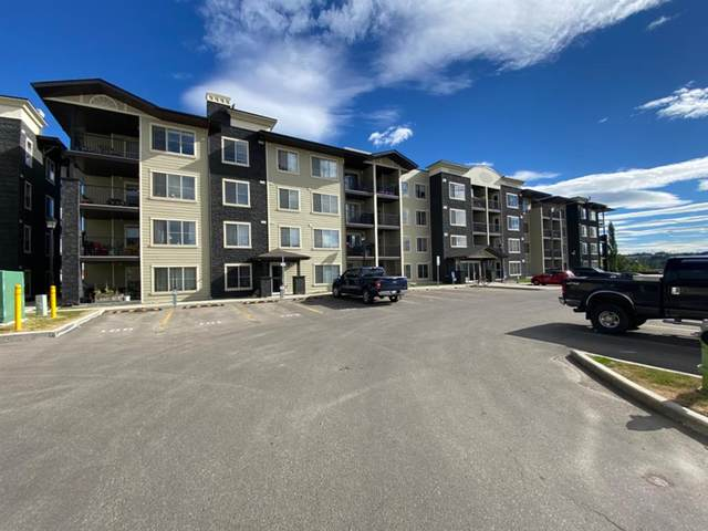 625 Glenbow Drive #2105, Cochrane, AB T4C 0S8 (#A1031316) :: Western Elite Real Estate Group