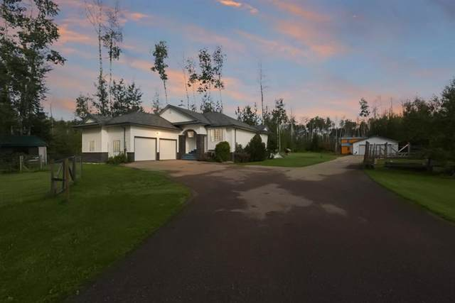 44 Freestone Way, Saprae Creek, AB T9H 5B4 (#A1031334) :: Western Elite Real Estate Group
