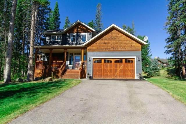 28 Wintergreen Way Way, Bragg Creek, AB T0L 0K0 (#A1031363) :: Canmore & Banff