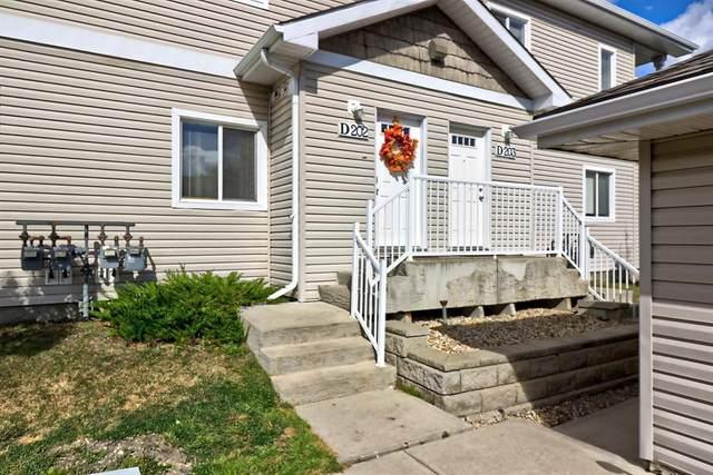 8640 103 Avenue D202, Grande Prairie, AB T8X 1L1 (#A1031365) :: Canmore & Banff