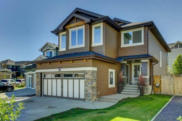 27 Jumping Pound Link, Cochrane, AB T2C 0K4 (#A1031380) :: Western Elite Real Estate Group