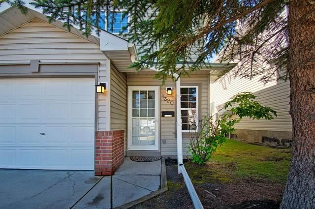 1320 154 Avenue SW, Calgary, AB T2Y 3E5 (#A1031392) :: Calgary Homefinders