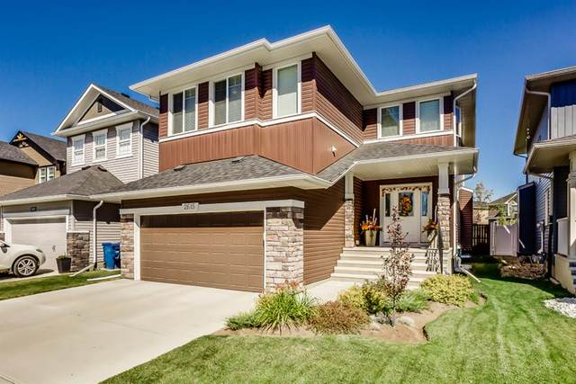 2615 Ravenslea Gardens SE, Airdrie, AB T4A 0T2 (#A1031402) :: Canmore & Banff