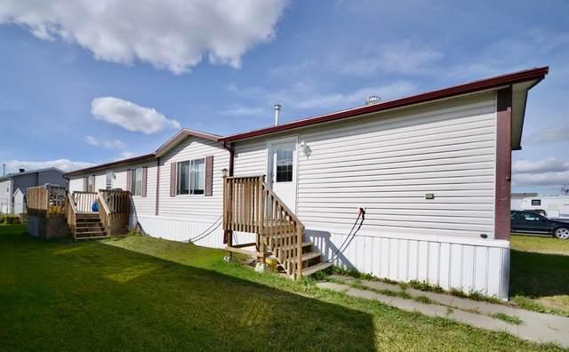 10615 88 Street #376, Grande Prairie, AB T8X 1P5 (#A1031460) :: Canmore & Banff