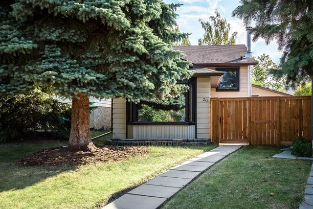 20 Erin Croft Place SE, Calgary, AB T2B 2T9 (#A1031466) :: Western Elite Real Estate Group
