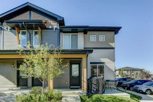 2781 Chinook Winds Drive SW #12102, Airdrie, AB T4B 3S5 (#A1031476) :: Canmore & Banff
